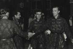 1960 taniec bojarów
