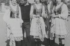 1962 przed ogniskiem
