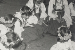 1963 dziewczęta łańcuckie