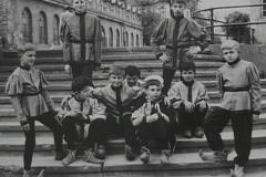 1964 grupa chłopców