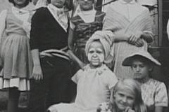 1964 kolonia w ustrzykach bal przebierańców