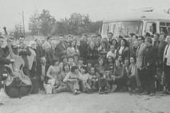1972 Świdnik cała grupa