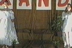 1991 pokaz mody Lidia