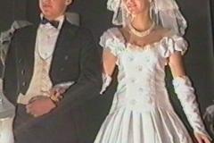 1991 pokaz mody Lidia5