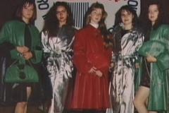 1993 IX giełda Pokaz mody