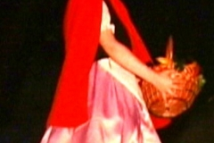 1993 czerwony kapturek
