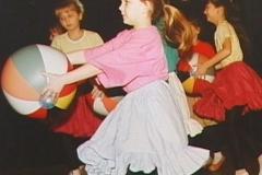 1993 polka z piłkami
