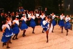 1997 4 X DziEs can can jubileusz w Zarzeczu