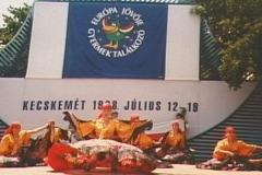 1998 węgry cygańskie