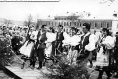 1958 VI występ w jednostce wojskowej 2