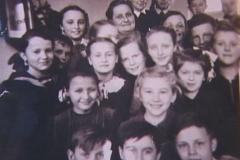 1950  grupa z Nartowską