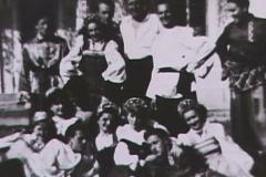 1953 RPZB Rzeszów występ w Korczynie