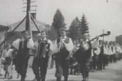 1955 1 maja kapela PSzM