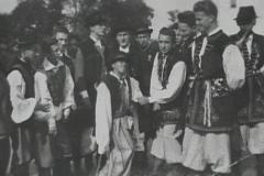 1955-56 grupa chłopców