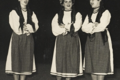 1958 śpiewaczki