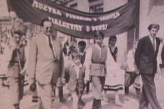 1958  1 maja pochód