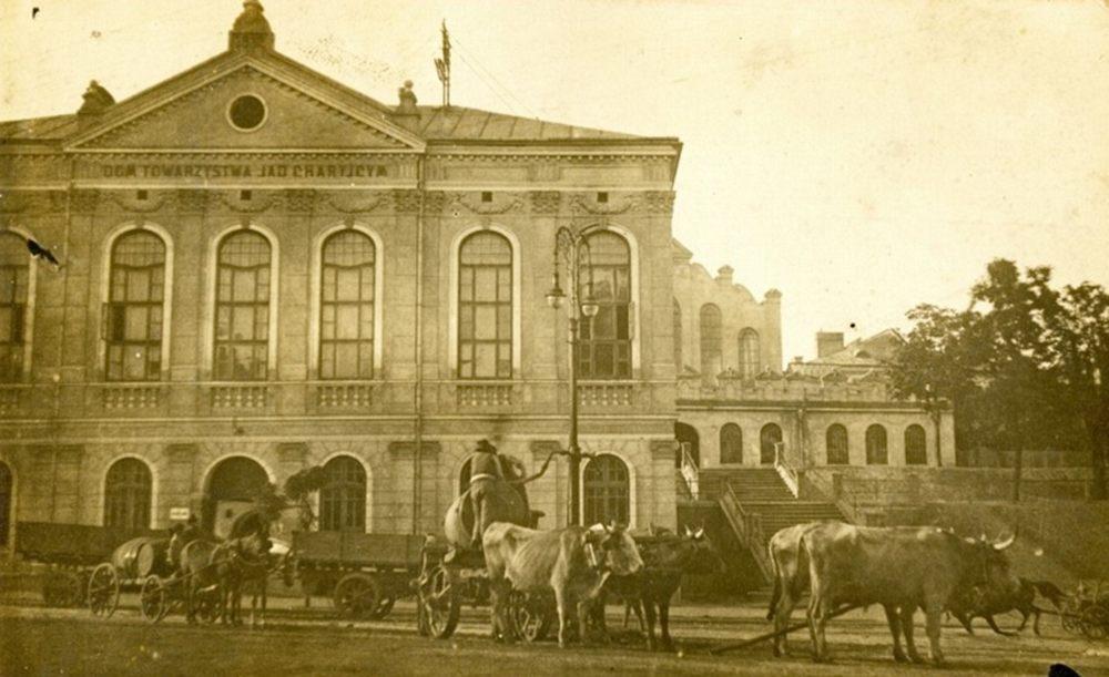 1915 jad charyjcym