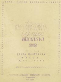 Rachwiczanka